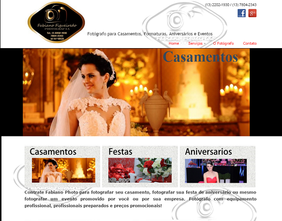criacao de site fabiano photo